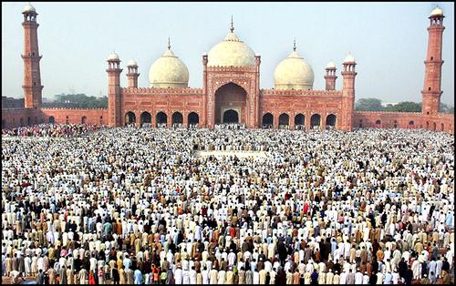 Sunnas específicas del salat del 'Eid