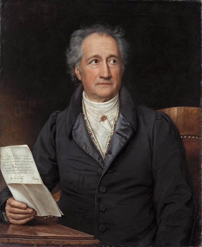 Johan Wolfang Von Goethe