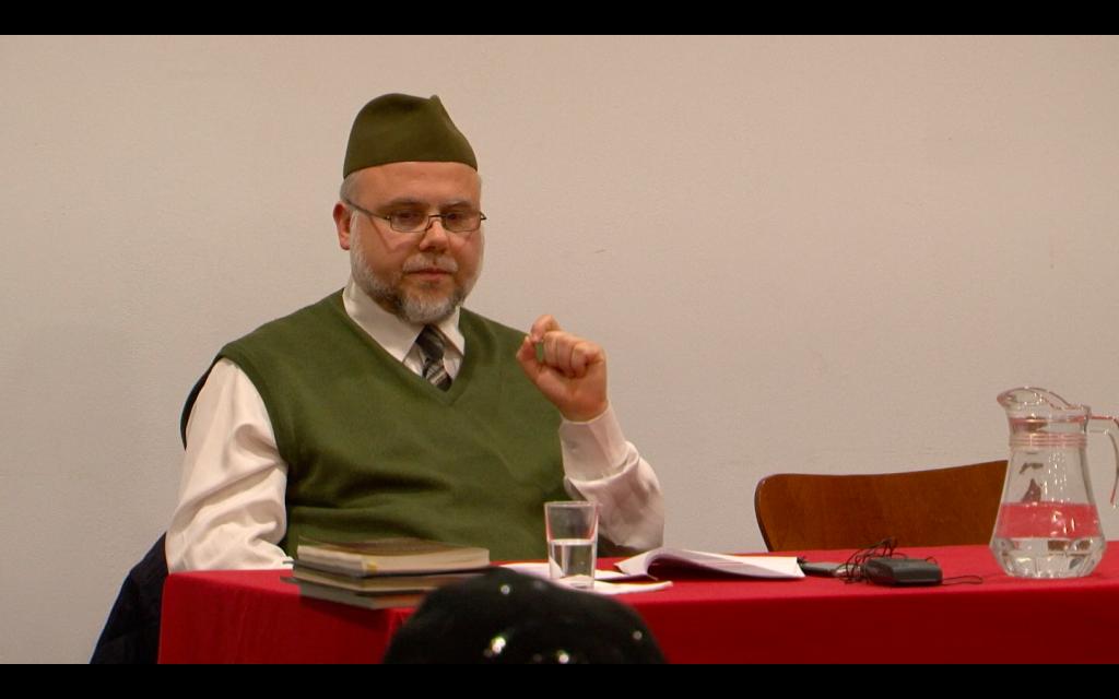 Video sobre la 'Shahada', por Sheij Ali Laraki
