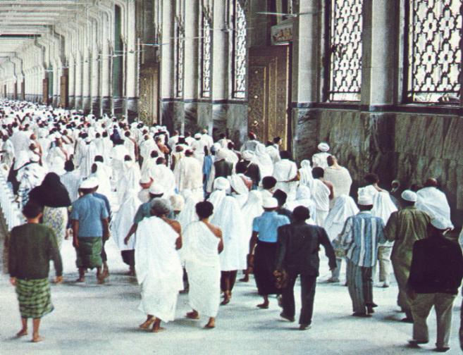 Los ritos del Hajj (2)