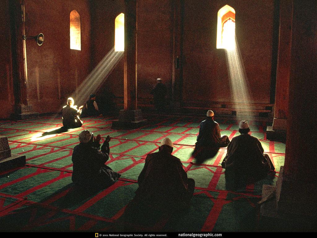 La oración como refugio