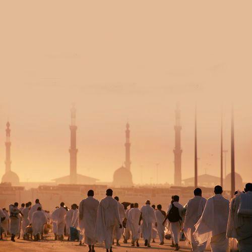 En este sentido, el Hajj nunca llega a su fin.