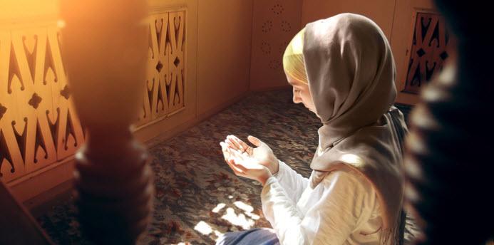 Este Ramadán pasa menos tiempo en la cocina y más en la adoración