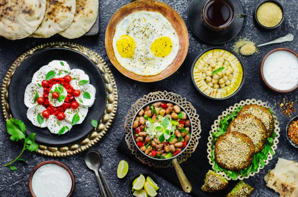 Resultado de imagen para comida paises musulman