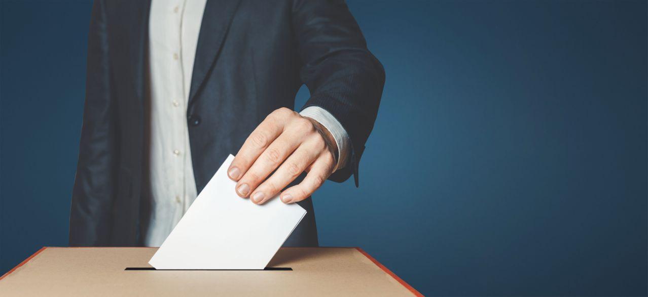 La única forma de proteger los derechos para practicar el Islam y trabajar para una sociedad más justa y equitativa es votar.